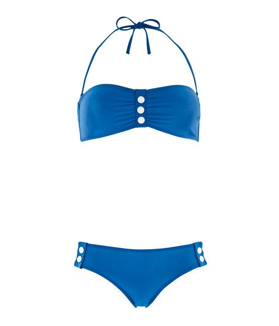 Costume due pezzi donna blu Riyadh
