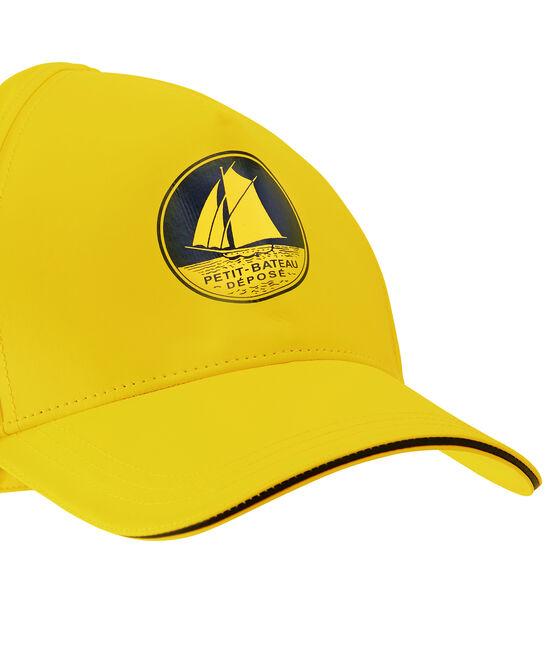 Berretto da baseball giallo Jaune