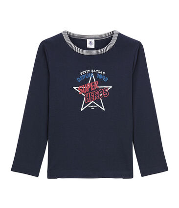 tee-shirta maniche lunghe bambino