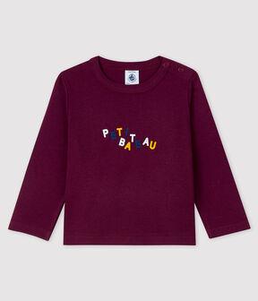 T-shirt bebè maschio CEPAGE