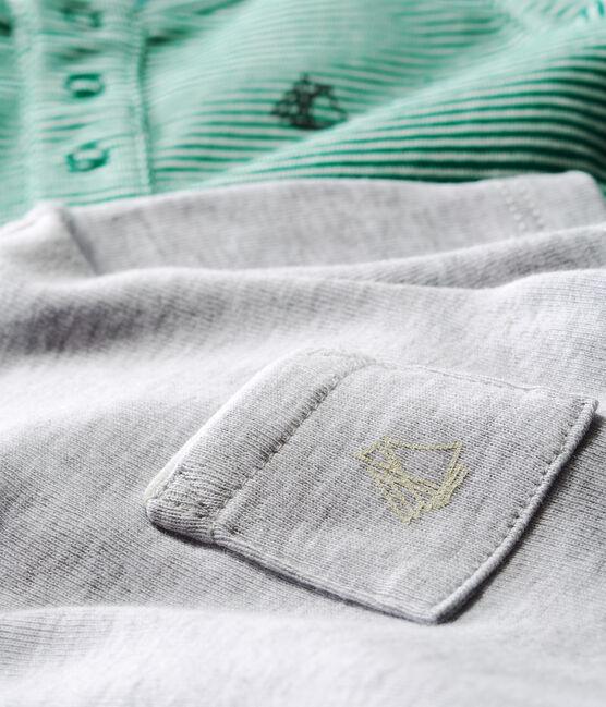 T-shirt maniche corte bebè maschietto lotto .