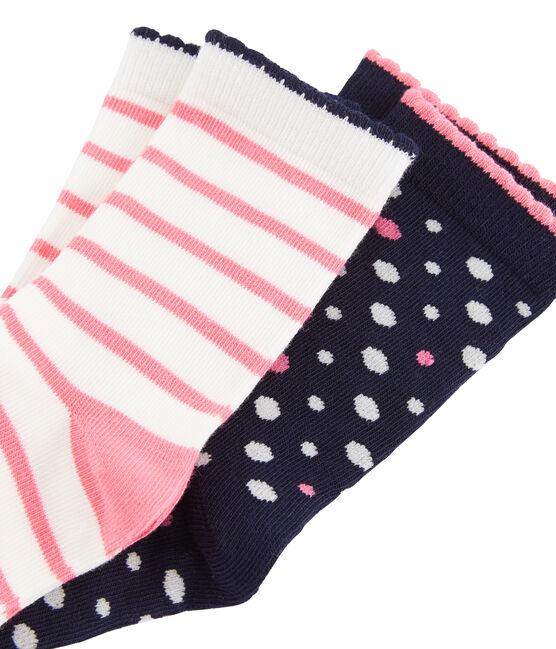 Set di 3 paia di calzini di media lunghezza lotto .