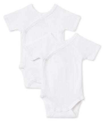 Duo body nascita manica corta bebè lotto .