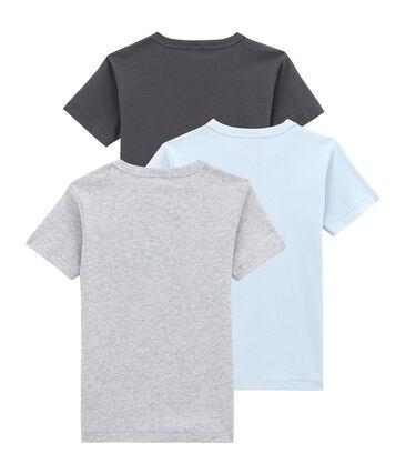 Lotto di 3 t-shirts a maniche corte per bambino