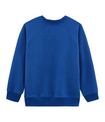 Felpa bambino blu Limoges
