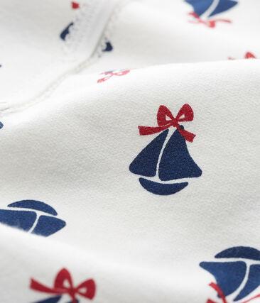 Tutina pigiama bambina in molleton