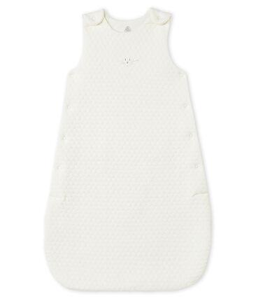 Sacco nanna in tubique matelassé bebé unisex bianco Marshmallow