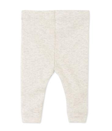 Leggings per bebè femmina grigio Montelimar Chine