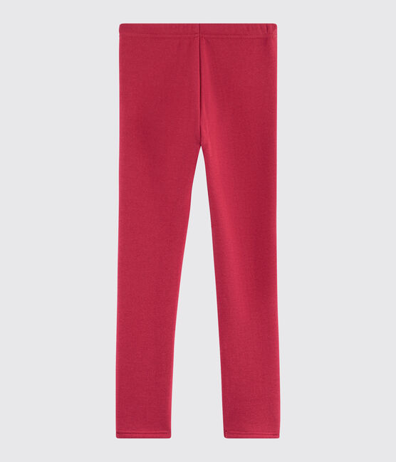 Jegging in felpa bambina POPPY