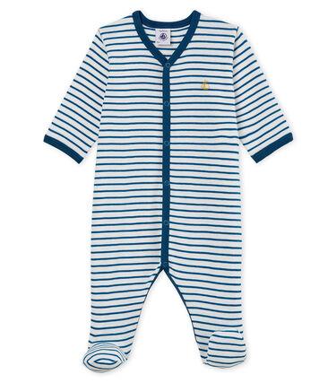 Tutina bebè maschio in cotone