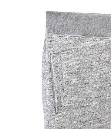 Pantalone bambino in jersey pesante