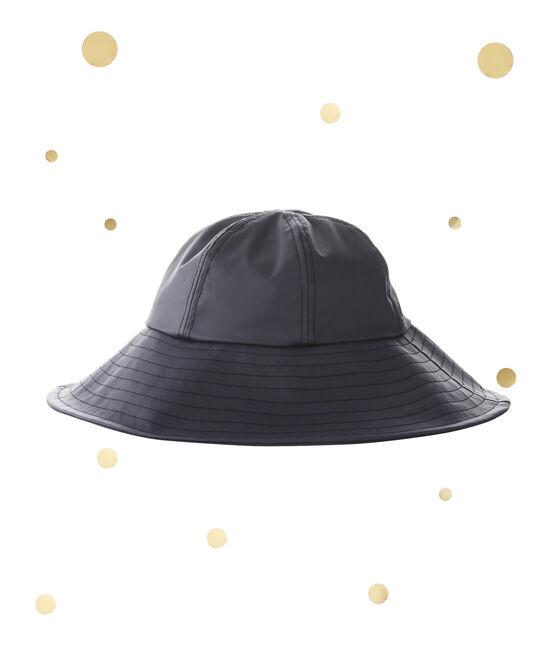 Cappello per donna. Petit bateau x Marie-Agnès Gillot blu Smoking