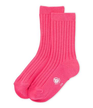 Calze rosa Peony