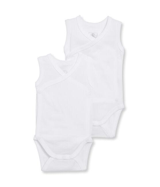 Duo body nascita senza maniche bebè lotto .