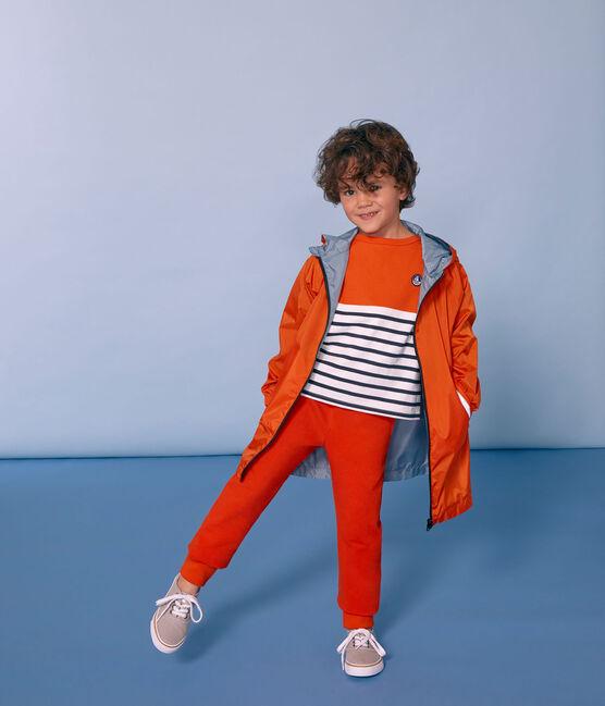 Pantalone bambino arancione Carotte