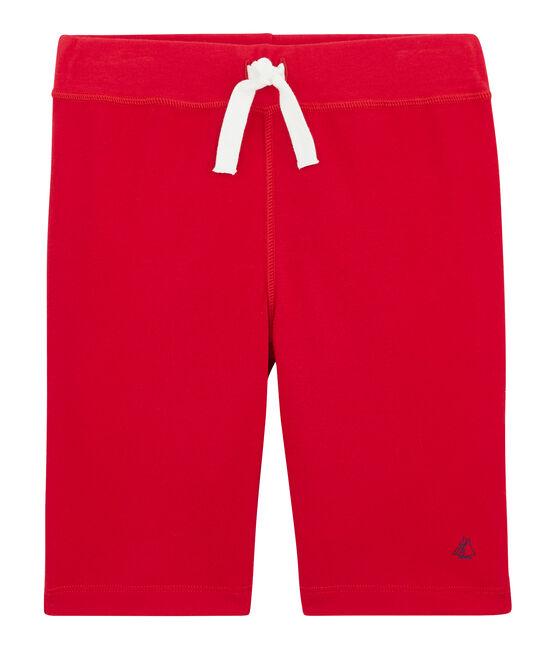 Bermuda bambino rosso Peps