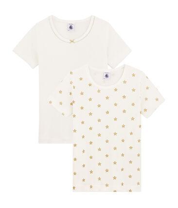 Duo t-shirt bambina lotto .