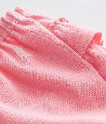 Culotte bloomer per bebè femmina