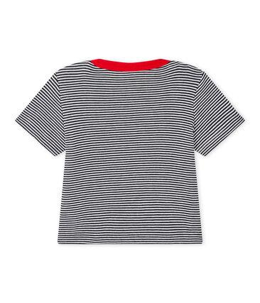 T-shirt bebé bambino rigata