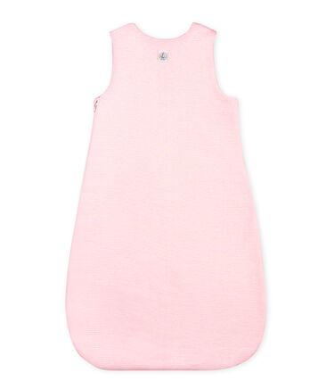 Sacco nanna bebè unisex millerighe rosa Vienne / bianco Marshmallow