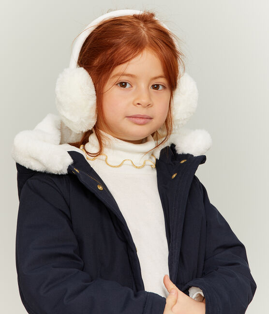 Paraorecchie bambina bianco Marshmallow