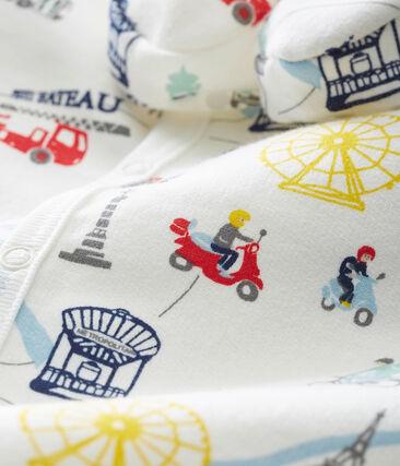 Coordinato: pigiama + calze per bebé maschio
