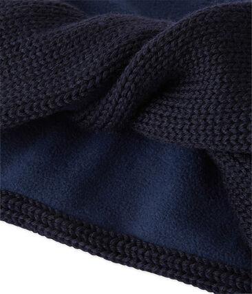 Copricollo in misto lana foderato