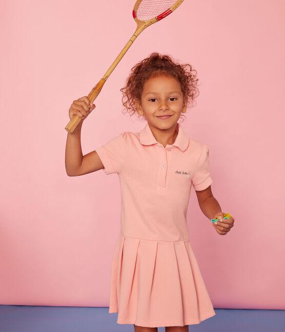 Abito bambina rosa Rosako