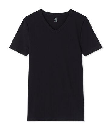 T-shirt maniche corte scollo a V uomo