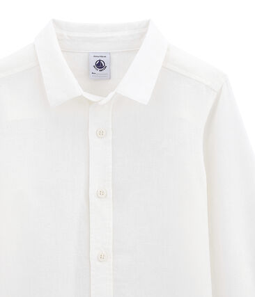 Camicia bambino oxford