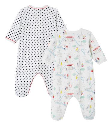 Lotto di 2 tutine per bebé femmina