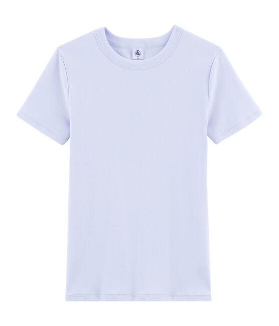 T-shirt iconica donna viola Nevoa