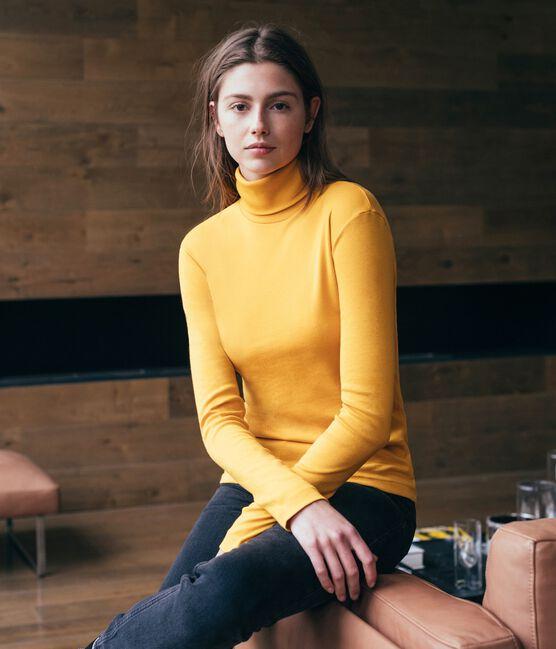 Sottogiacca donna giallo Boudor