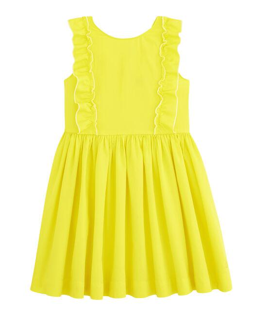 Abito bambina giallo Eblouis