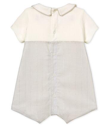 Tutina corta bebè maschio