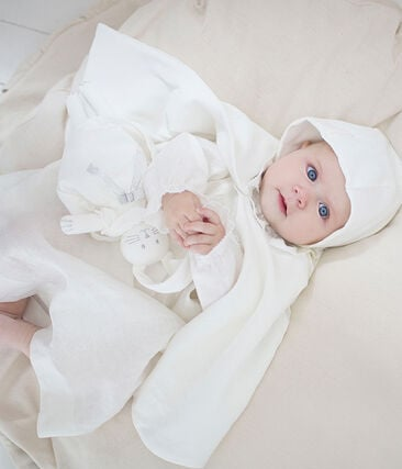 Cofanetto 3 pezzi cerimonia bebè unisex
