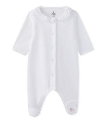 Tutina per bebé femmina in cotone