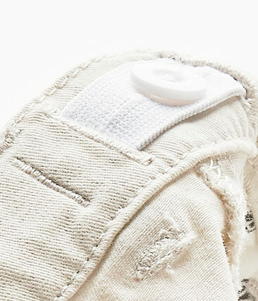 Pantalone bebè bambino in tessuto