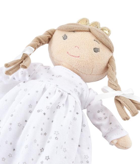 Bambola bambina bianco Marshmallow / bianco Multico