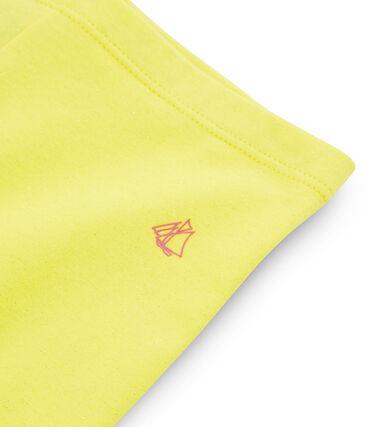 Legging bambina giallo Eblouis / giallo Or