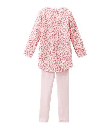Camicia da notte per bambina con leggings