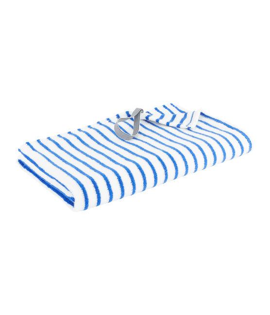 Telo da mare bambino/adulto blu Surf