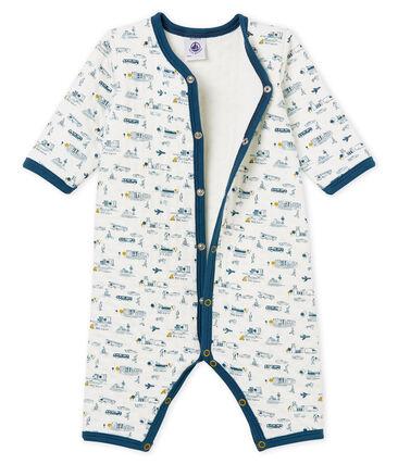 Tutina pigiama senza piedi bambino in tubique