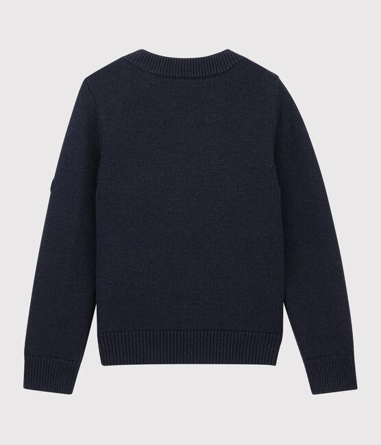 Pullover in lana e cotone bambino SMOKING