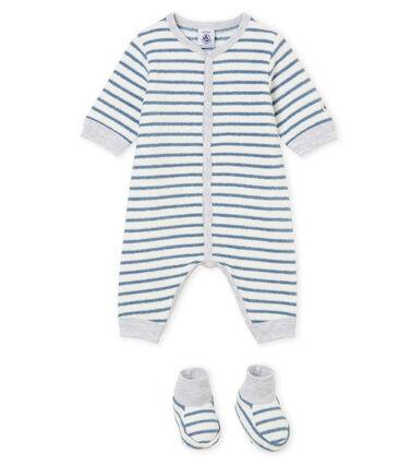 Coordinato notte per bebé maschio