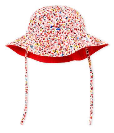 Cappello fantasia bambina