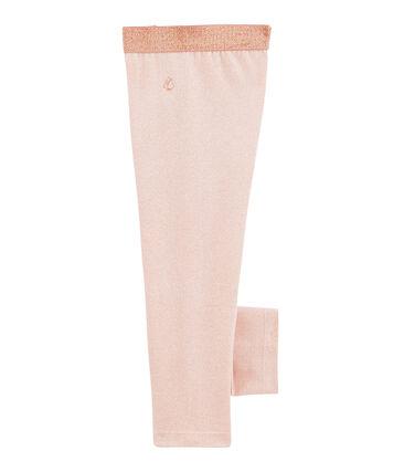 Legging corto bambina