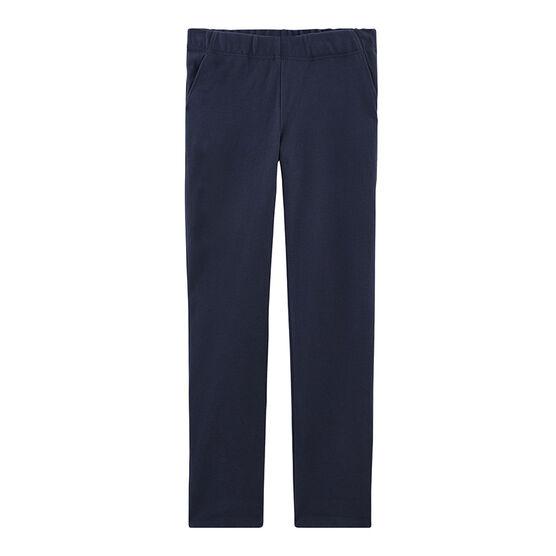 Pantalone donna blu Smoking