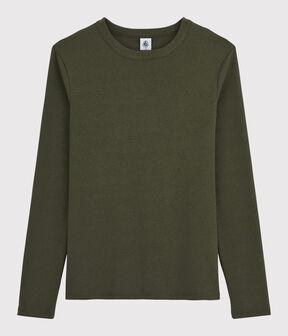 T-shirt iconica scollo rotondo Donna DAPHNE