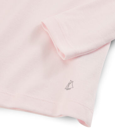 Sottogiacca bambino unisex rosa Vienne